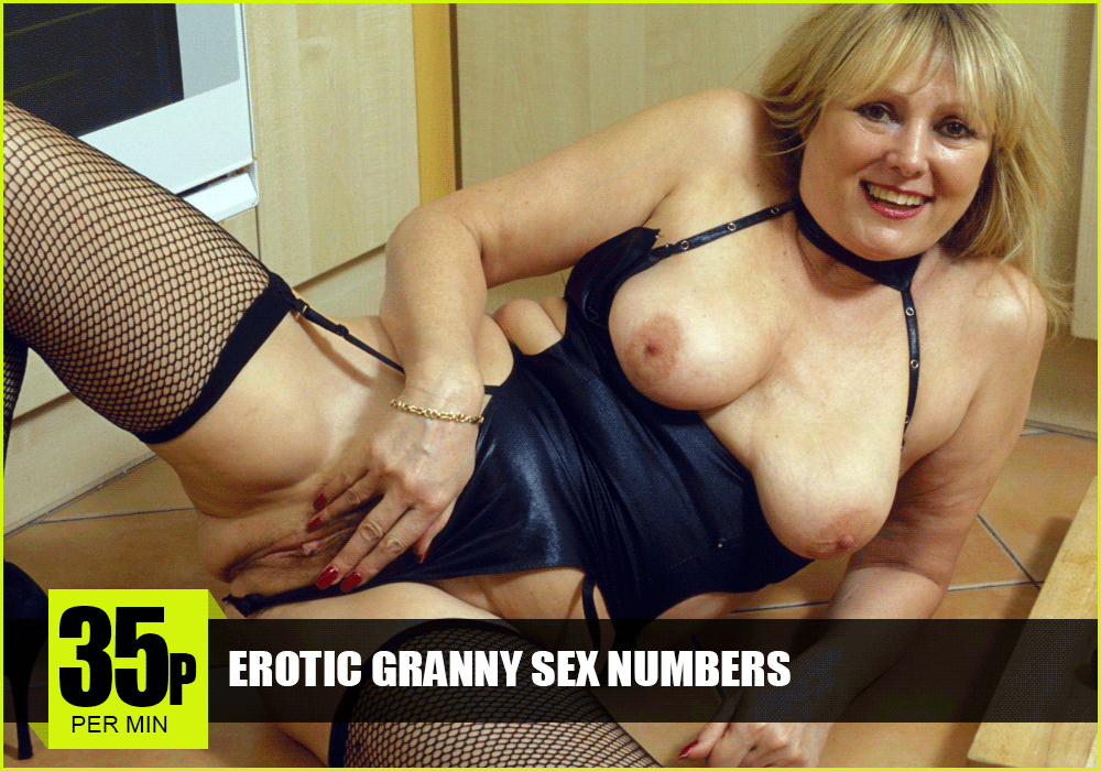 Erotic Granny Sex Numbers