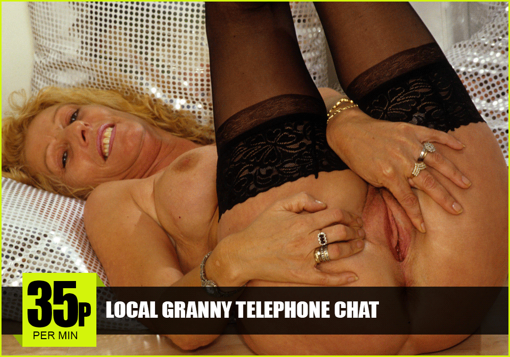 Local Granny Telephone Chat